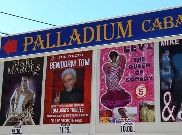 Benidorm Palladium
