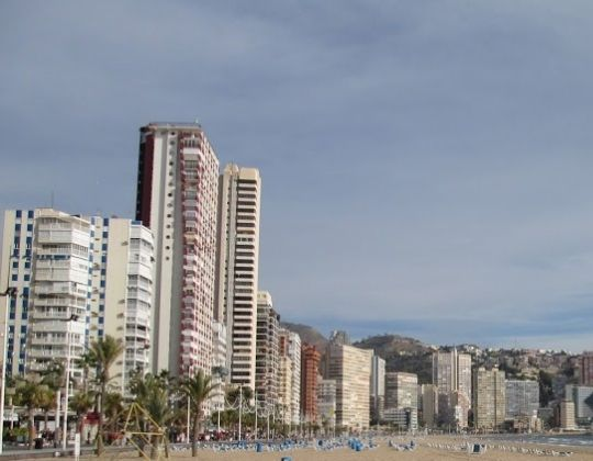 Buy a Holiday Apartment in Benidorm
