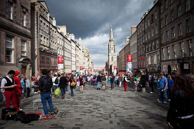 Edinburgh Fringe Festival Dates