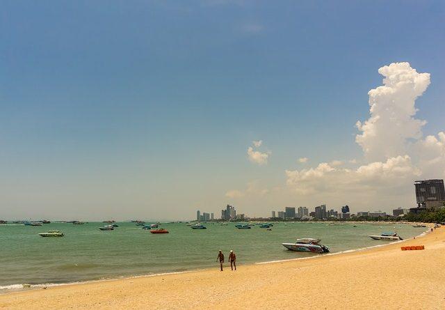 Pattaya Hotels Near Walking Street