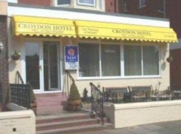 Croydon Hotel Blackpool