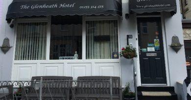 Glenheath Hotel Blackpool