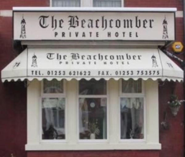 Beachcomber Hotel Blackpool