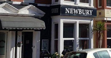 Newbury Hotel Blackpool