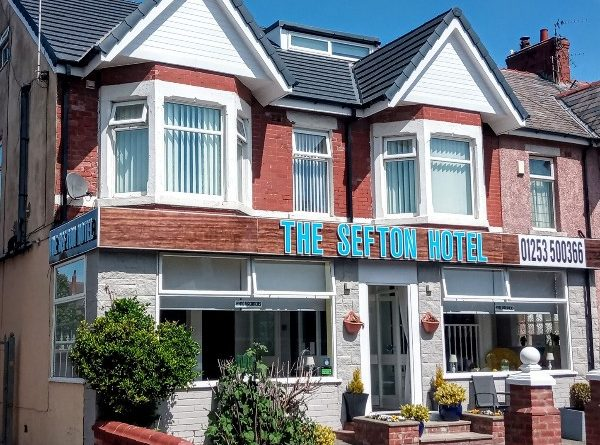 Sefton Hotel Blackpool