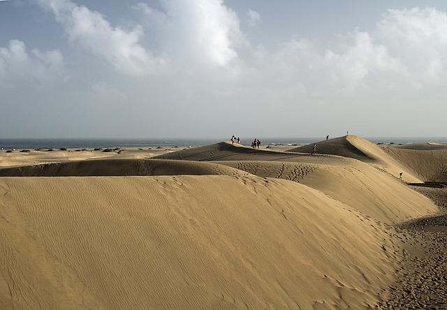 Beaches in Playa del Ingles