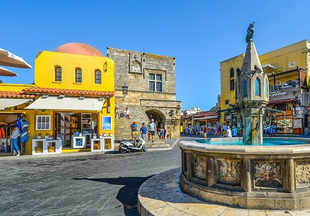 Best Places to Eat in Rhodes