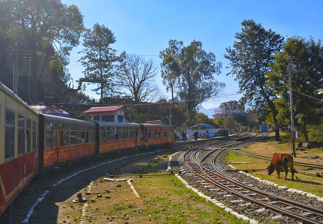 Train Holidays in India