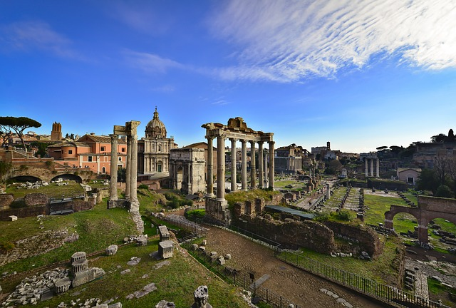 What Should You Not Miss in Rome Italy