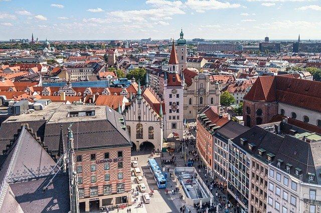 Cheap City Breaks to Munich Germany