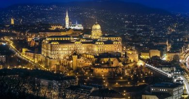 Cheap Holidays to Budapest
